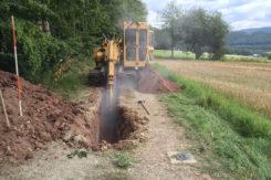 Kanal- und Rohrleitungsbau